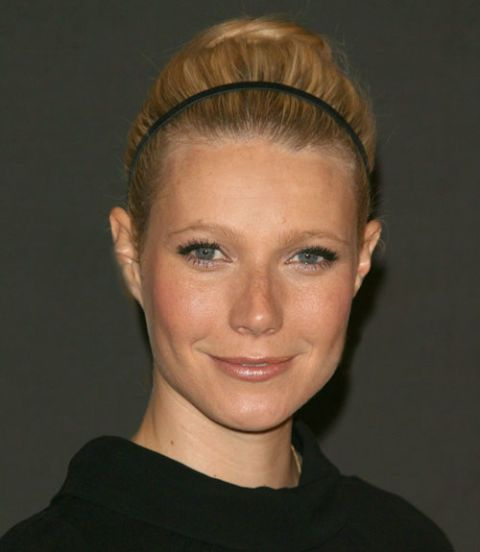 gwyneth paltrow in a headband