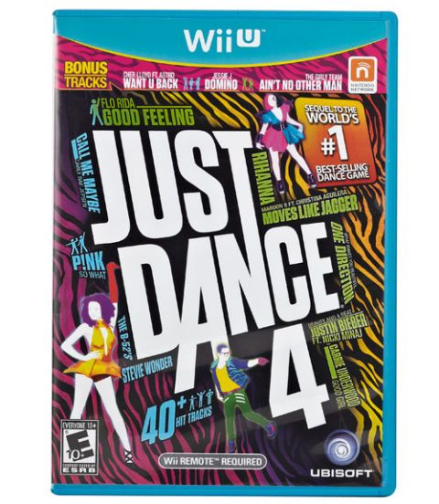 just dance four