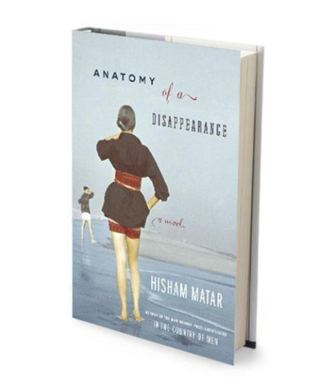 anatomy of a disappearance book