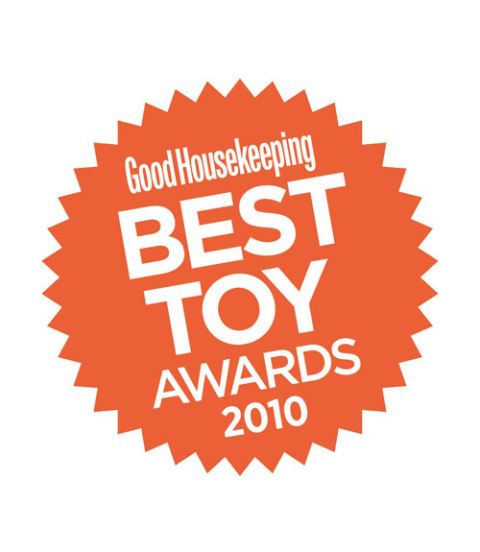 good housekeeping best toys awards logo