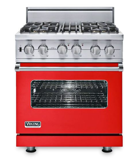 viking professional freestanding gas vgsc5304b