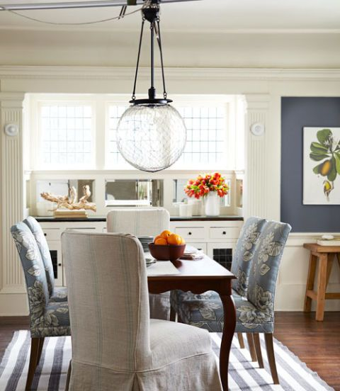 American Made Dining Room Decor