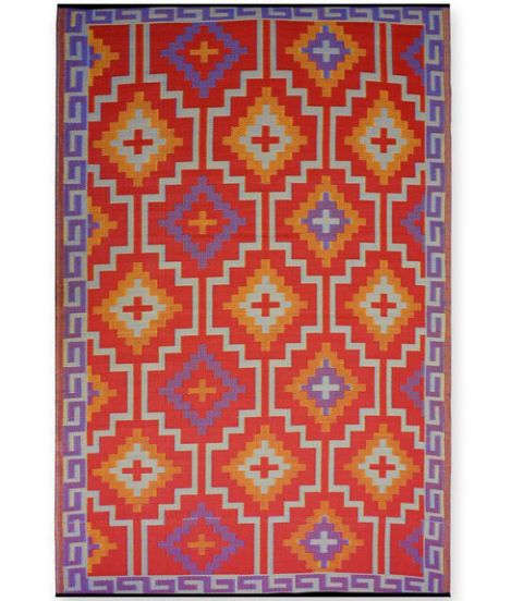 home infatuations reversible rug