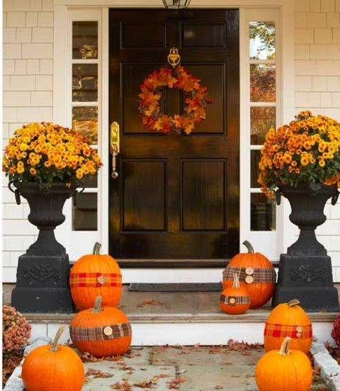 mumu0027s the word & Fall Decorating Craft Ideas - Fall Home Decor