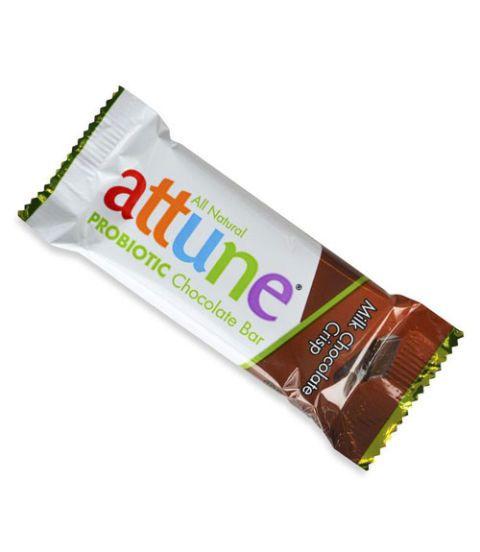 attune probiotic chocolate bar
