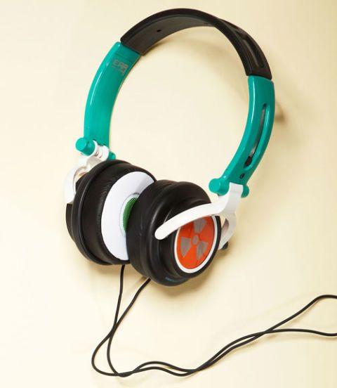 ifrogzcs40Ss green headphones