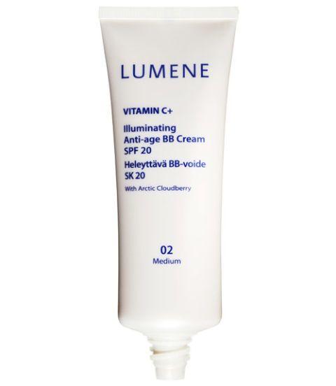 lumene illuminating anti age bb cream spf 20