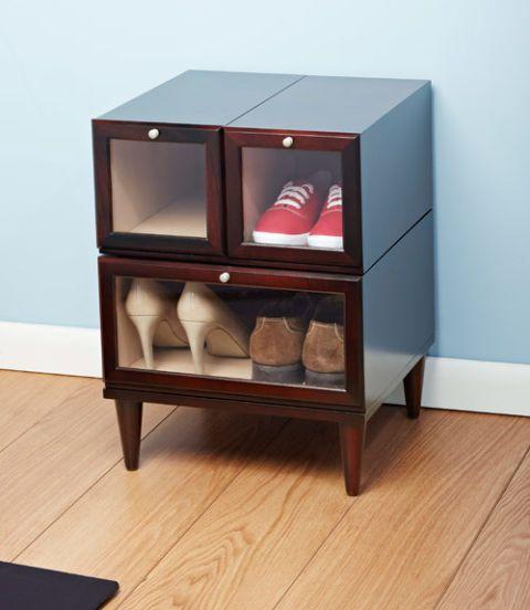 Bon Shoetrap Modular Shoe Storage System