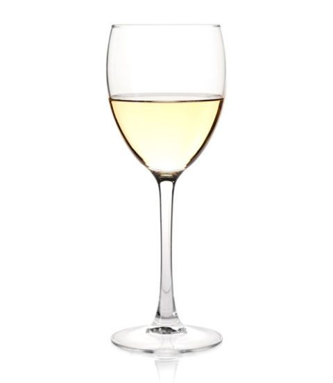 wineglass for white wine