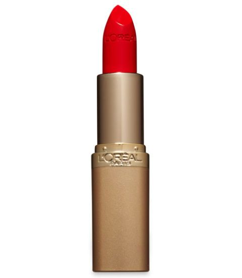loreal red lipstick