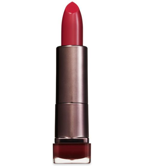 covergirl red lipstick