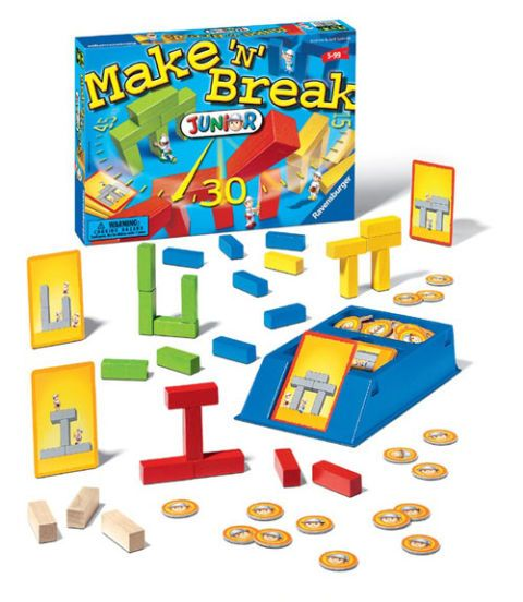 make n break junior ages 5 and up
