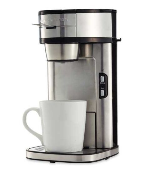 vip hamilton beach scoop coffeemaker