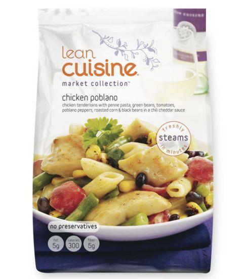 low calorie frozen food  frozen dinners