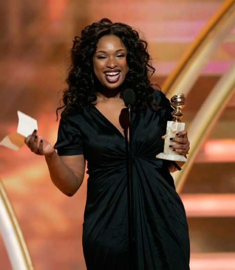 jennifer hudson golden globes award