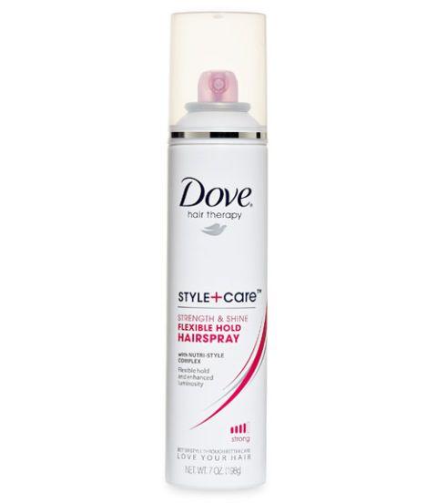 dove hairspray