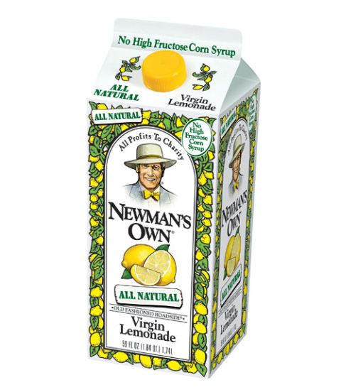 newmans own lemonade