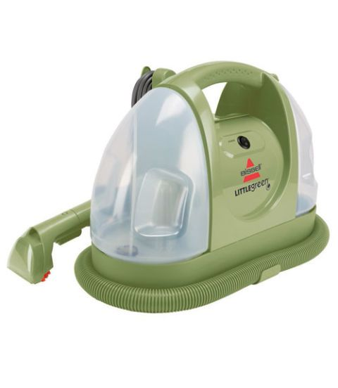 bissell little green vacuum