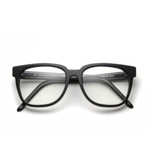 Retro Super Future People Glasses
