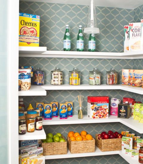 Wallpaper Pantry