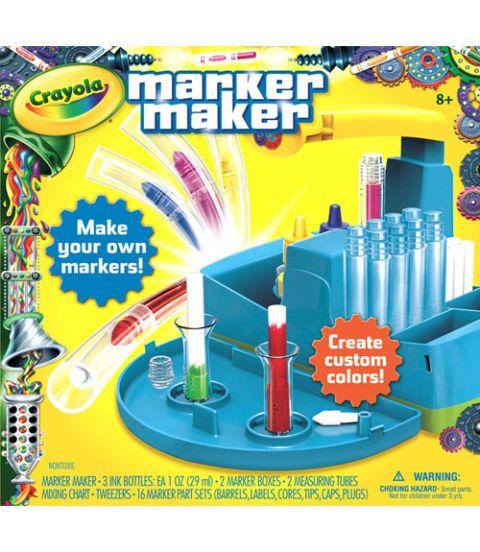 crayola marker makers