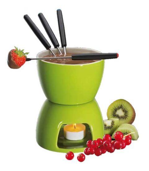 cilio by frieling fondue set