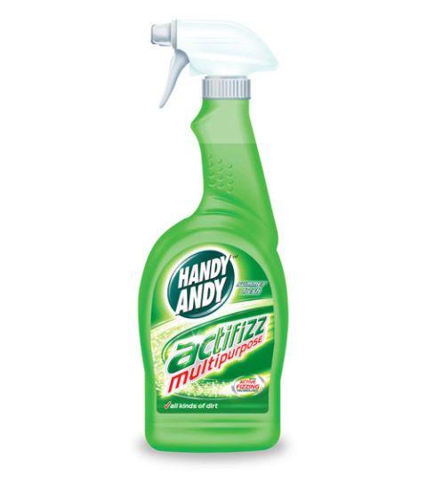 handy andy actifizz multipurpose spray