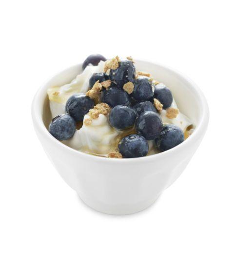 blueberry and graham cracker