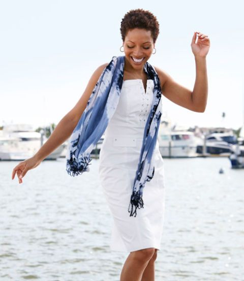 3c793c9a9a1 How To Wear Navy and White - Summer Fashion Trends