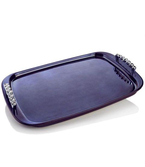 hsn donatella jeweled serving tray