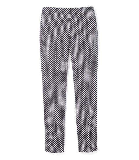 talbot patterned pants