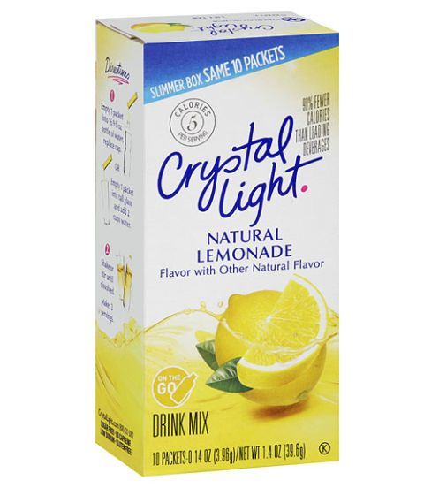 crystal Light Lemonade