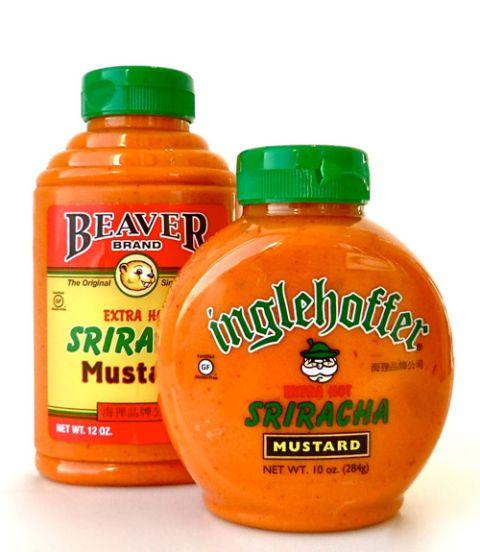 Sriracha Duo Mustard