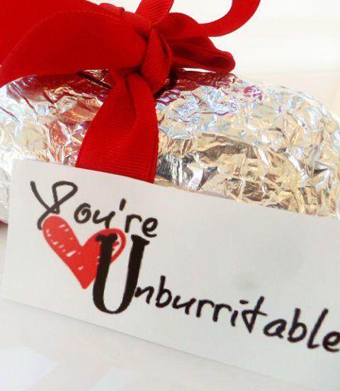 You're Unburritable