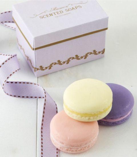 macaron soaps
