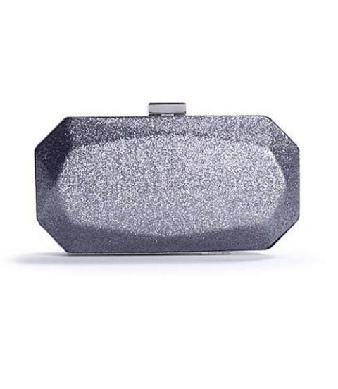 DSW Glitter Clutch