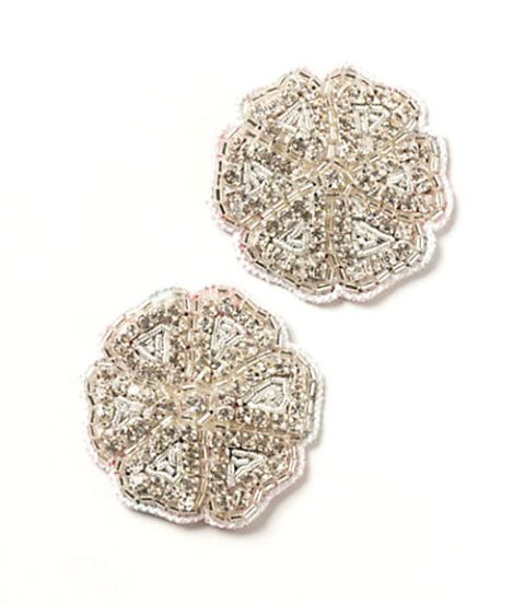 Anthropologie Byzantine Hair Clips