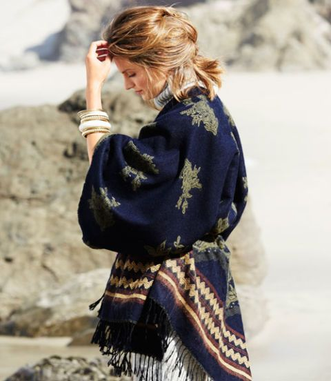 Stana Katic Fall Fashion