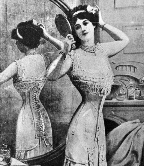 Who invented women's bras?