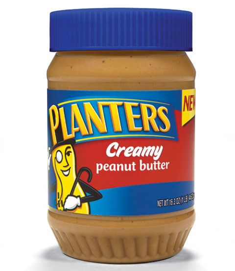 planters creamy peanut butter