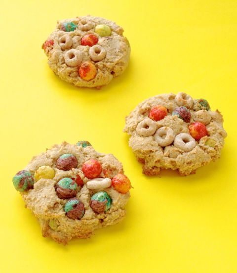 Cereal Cookie Dippers
