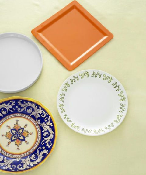 3. Downsize Your Dishes