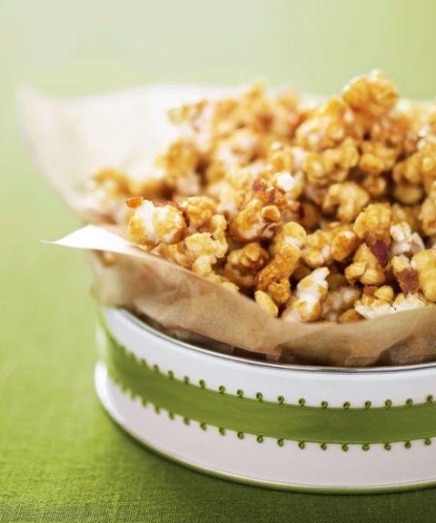 how to make caramel crunch