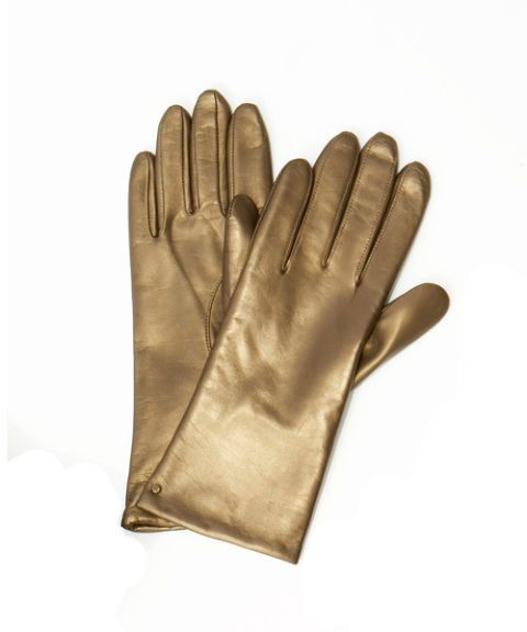isotoner cashmere leather gloves
