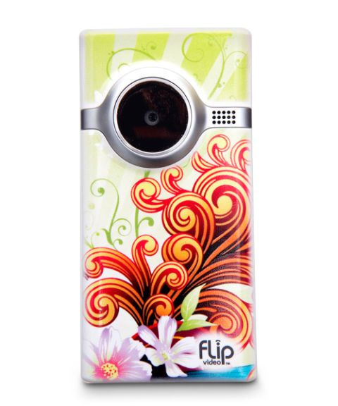 pure digital flip mino camcorder