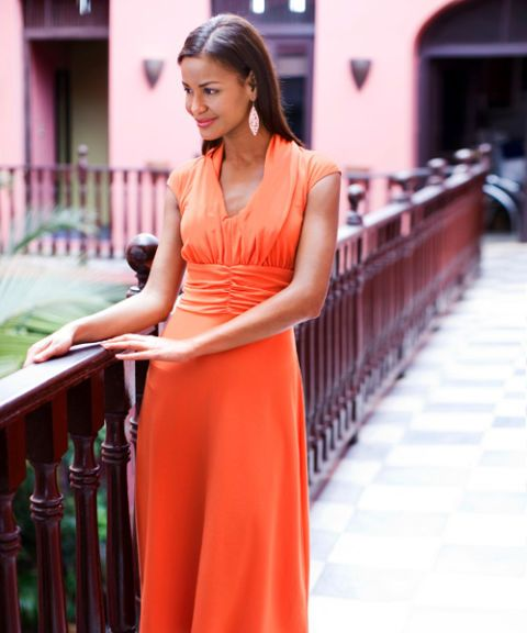 orange dress newport news