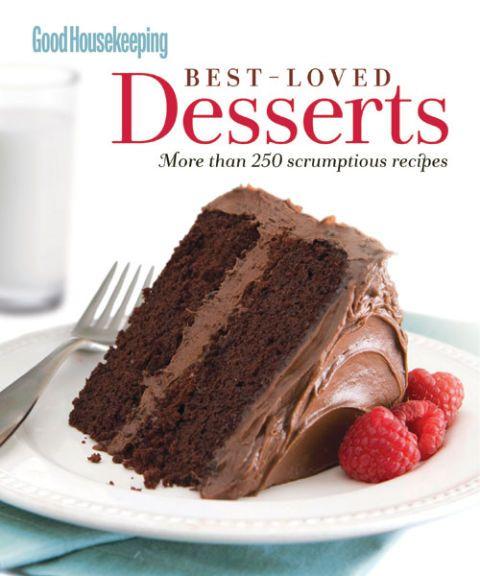 good housekeeping best loved desserts