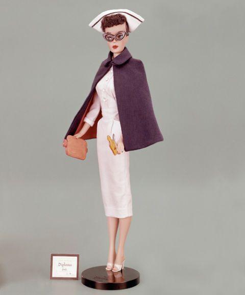 1961 registered nurse barbie