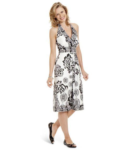 Women's Halter Tops - Women's Halter Dresses - Summer Fashion