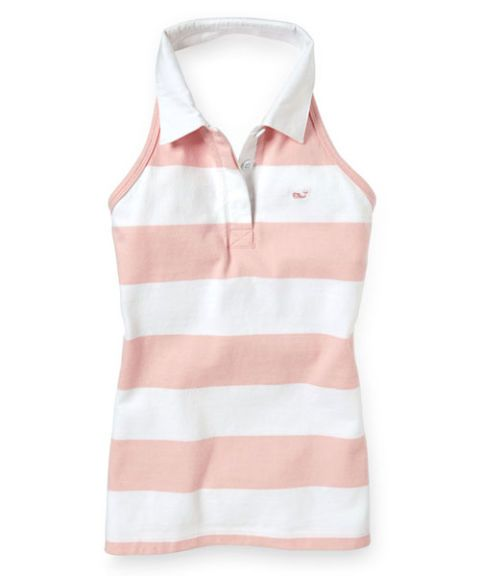 vineyard vines striped halter top